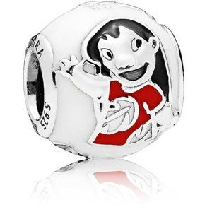 📿Pandora Disney Lilo and Stitch Charm